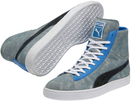 Puma Suede Washed BRTS