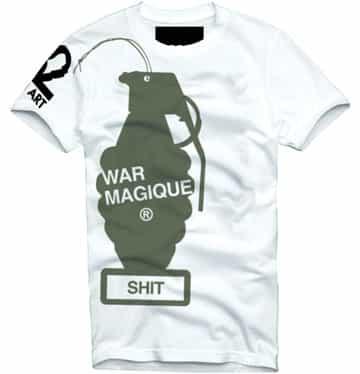 232 Made in Art t-shirt