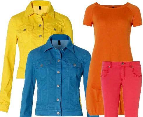 United Colors of Benetton - I colori della primavera