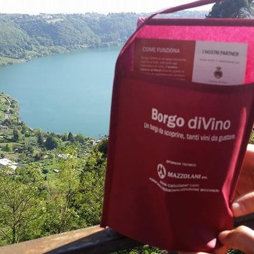 Viaggio tra i migliori vini del Lazio con Borgo DiVino, seconda edizione dell'evento di CastelliExperience e Comune di Nemi