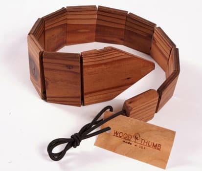 Cravatte di legno Wood Thumb