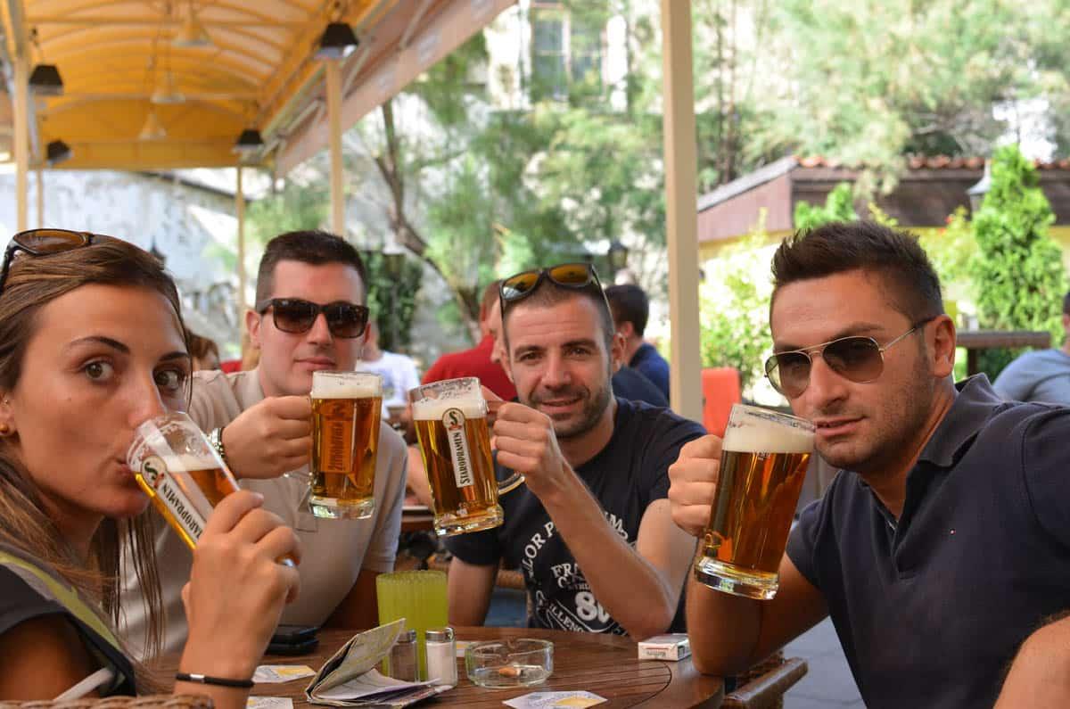 Vacanza a Praga