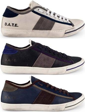 D.A.T.E. - Sneakers per l'autunno