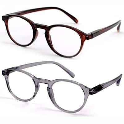 Il Vintage moderno degli occhiali Doubleice