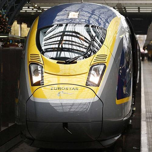 Design Pininfarina per il nuovo Eurostar e320