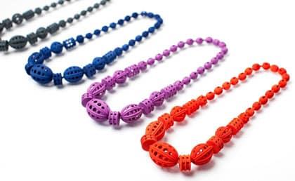 .exnovo collana Beads