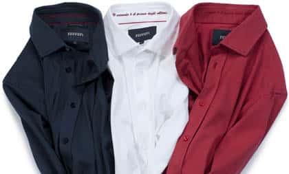 Polo e camicie con le frasi di Enzo Ferrari
