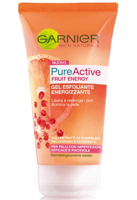 Garnier Pure Active FRUIT ENERGY