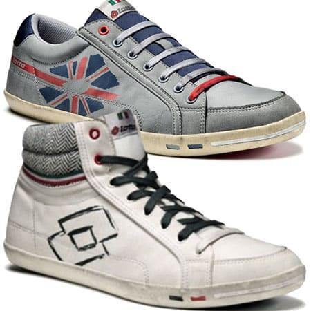 Lotto Lifestyle, scarpe di tendenza dal design grintoso