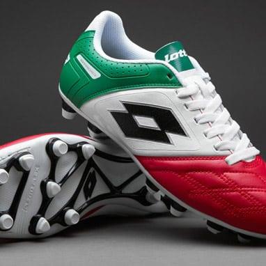 Lotto, le scarpe da calcio per gli Europei 2012