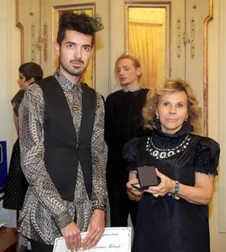Premi della moda | Luca Mammarella e Anna Molinari