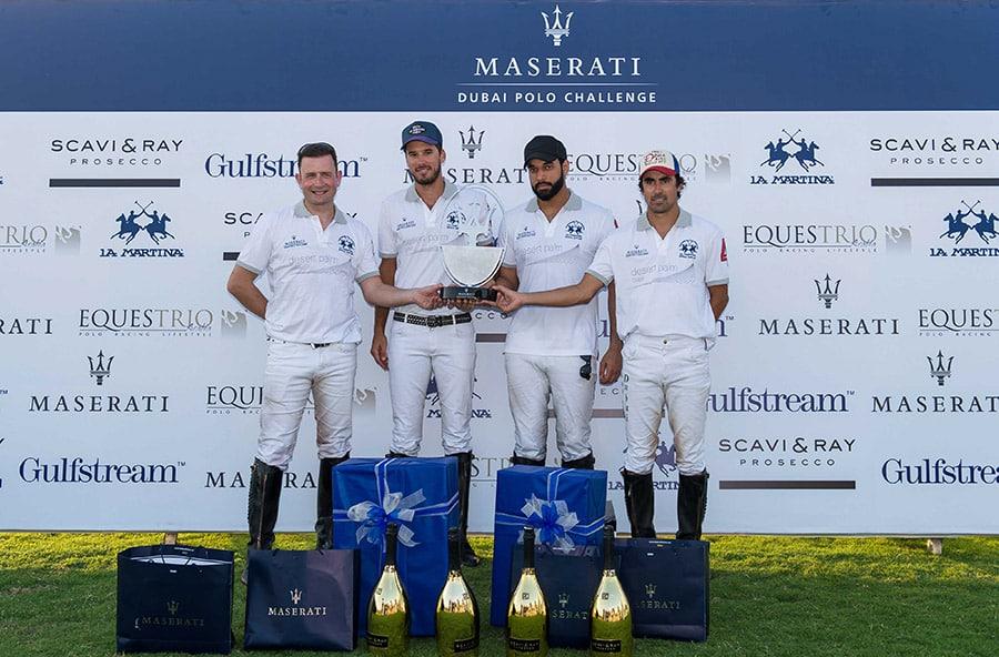 Maserati Dubai Polo Challenge 2016