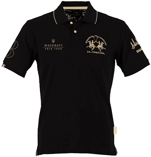24K Gold Dubai Polo