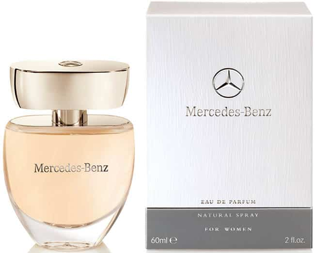 Mercedes-Benz Perfume Donna