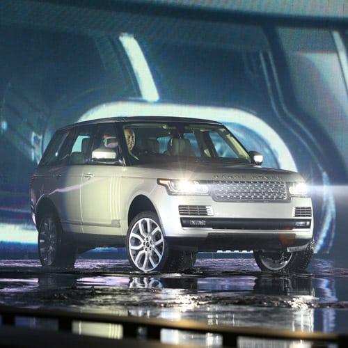 Svelata la nuova Range Rover
