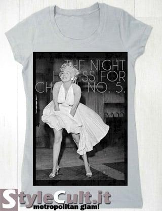 Silvian Heach, t-shirt Marilyn Monroe
