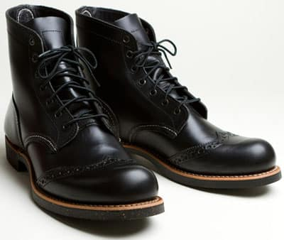 Red Wing Shoes - The Iron Ranger Model 8126