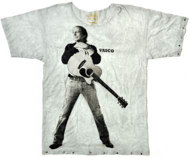 Vasco Rossi Limited Edition t-shirt