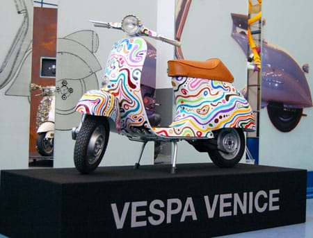 Vespa Venice