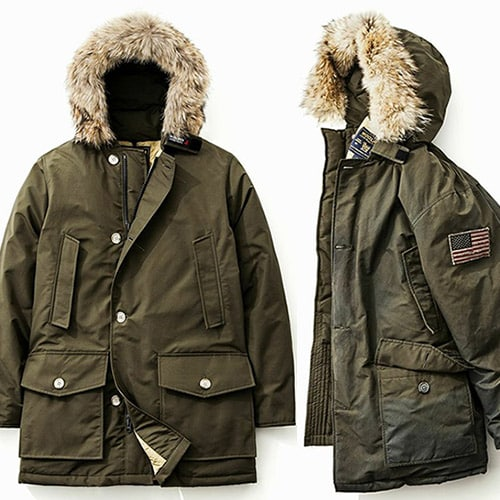 Woolrich John Rich & Bros Aged To Perfection Capsule
