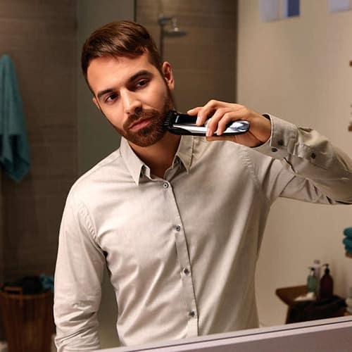 Ben curata, rifinita, delineata: la barba che colpisce
