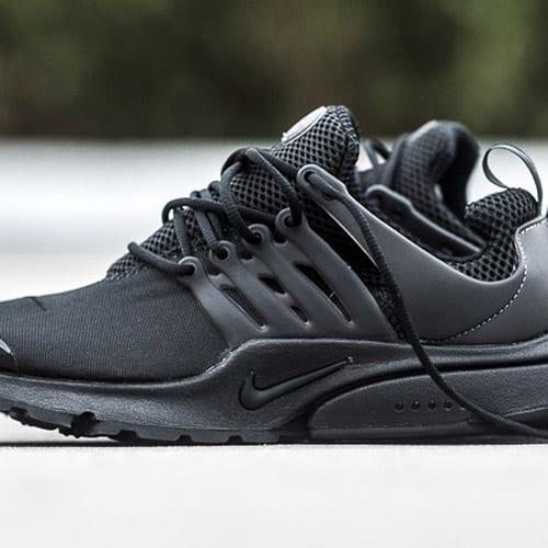 Nike Air Presto Total White e Total Black, da AW LAB