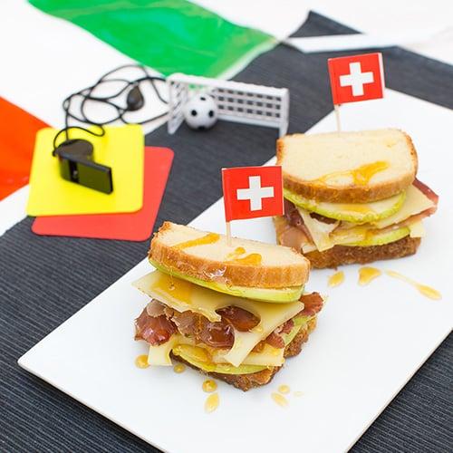 Il panino degli Europei di Francia 2016…