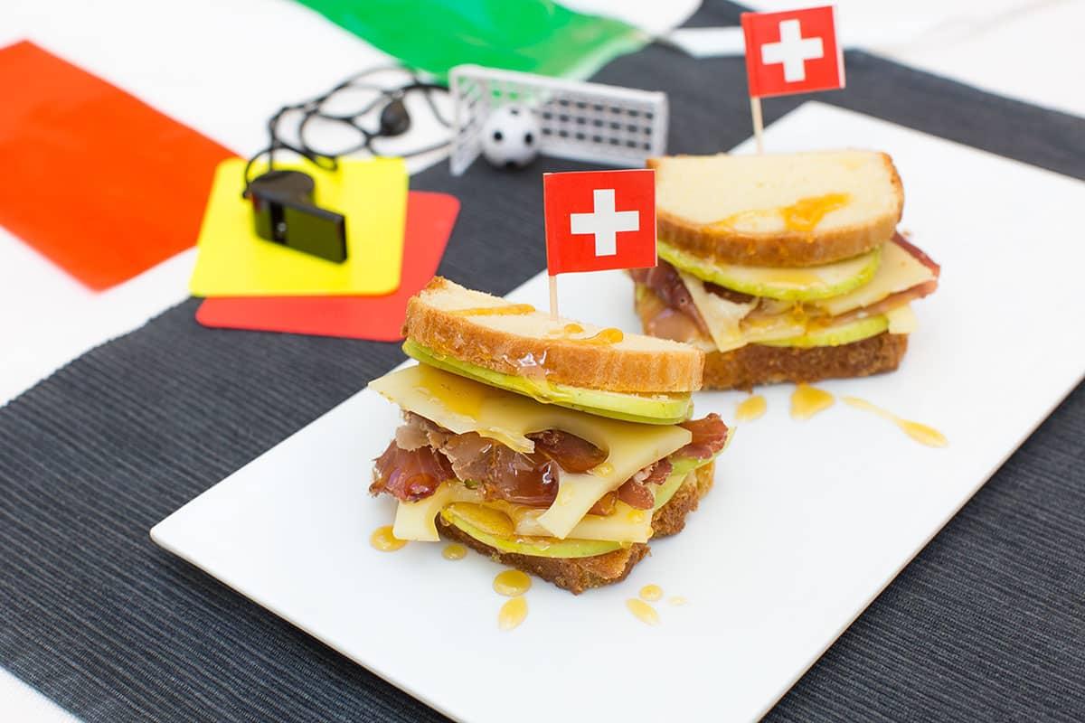 Emmentaler DOP e Tommaso Arrigoni - Il panino degli Europei di Francia 2016