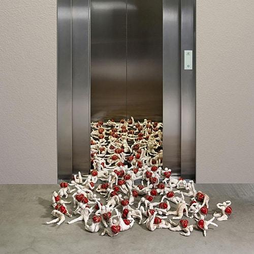 Schindler per l'Arte: la mostra Living in Lift approda a Genova