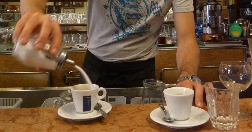 Zucchero nel caffè