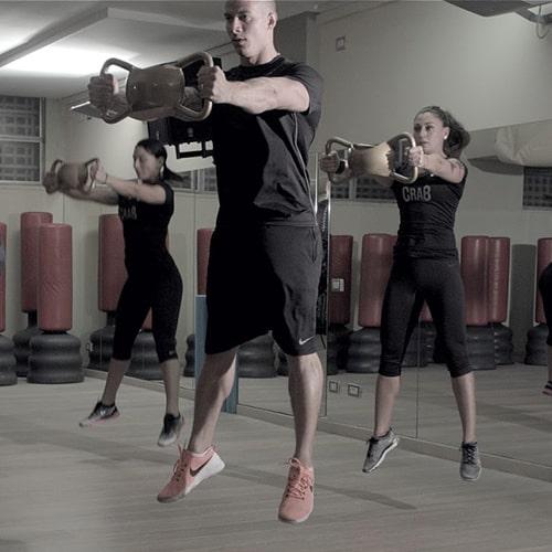 CRAB fitness, un nuovo arrivato nelle palestre italiane