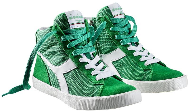 Le Sneakers Diadora Tennis 270 Hi Animalier