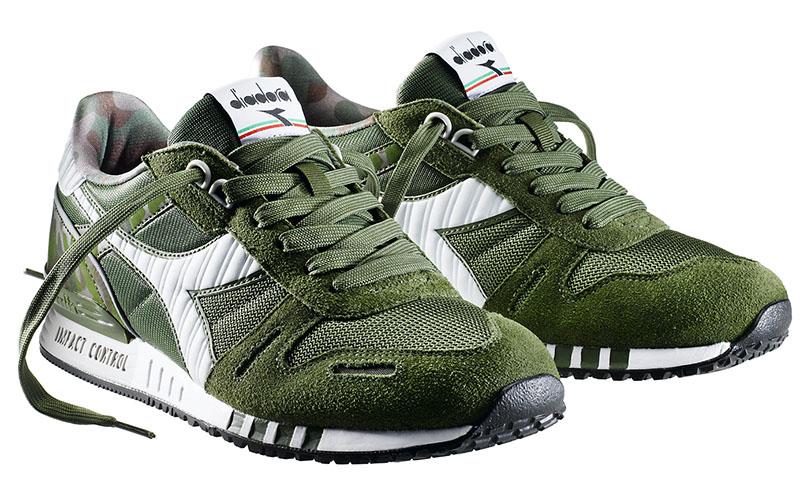 Le Sneakers Diadora Titan camouflage