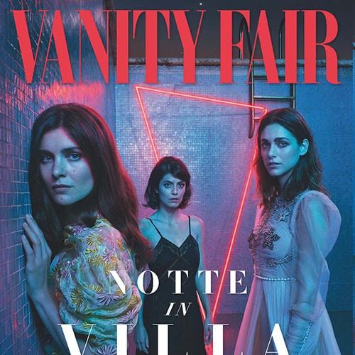 Nicolas Winding Refn su Vanity Fair: il primo servizio di moda diretto da un regista