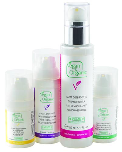 Vegan&Organic - Linea Biorganica