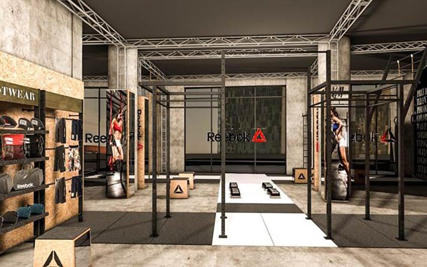 Reebok Experience Store