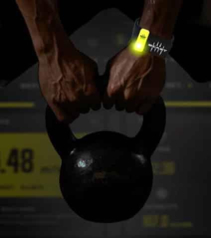 Beast Sensor, il fitness tracker per allenamenti bestiali