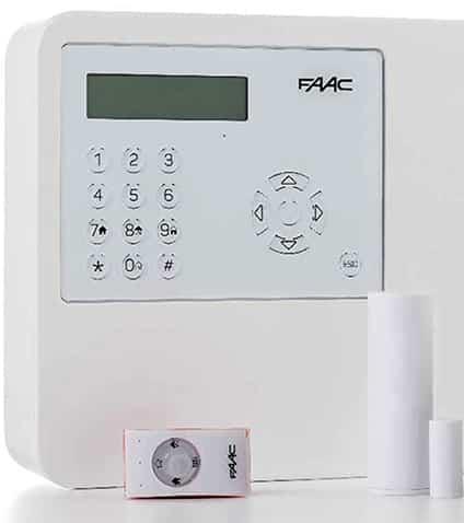 Sistemi di allarme wireless: ecco Home Lock di FAAC