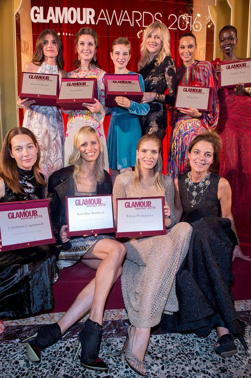 Glamour Awards 2016 | Vincitrici