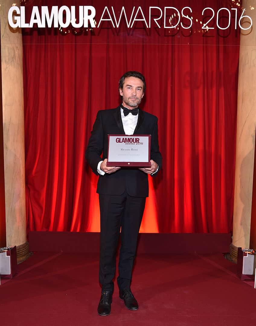 Glamour Awards 2016 | Alessio Boni