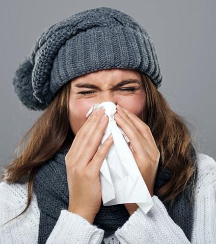 Influenza | Sintomi, rimedi e cura adeguata