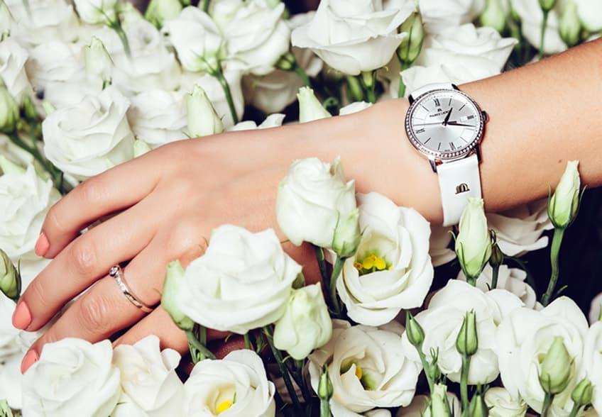 Orologi Maurice Lacroix | La ragazza giovane