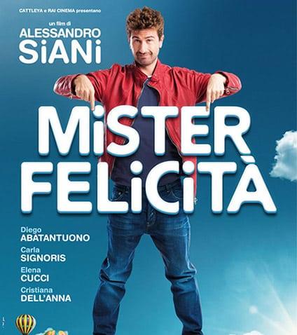 Mister Felicità: il ritorno al cinema di Alessandro Siani