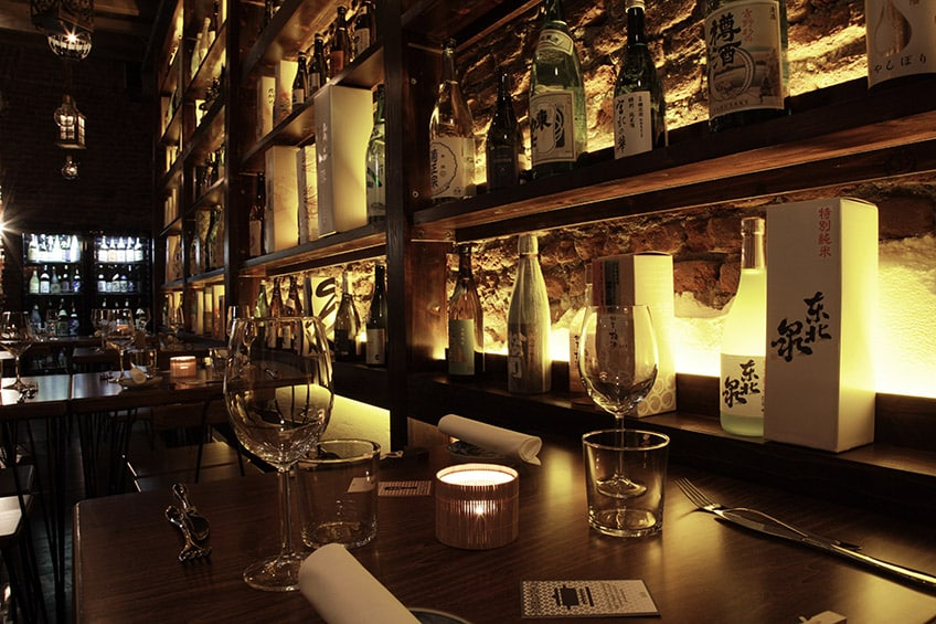 "Sakeya ""The House of Sake"" - Milano"