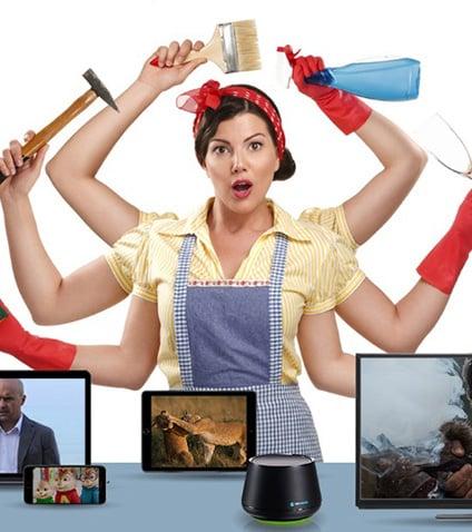 TIMvision, la tv on demand di TIM per tutta la famiglia
