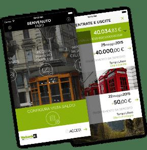 Webank App