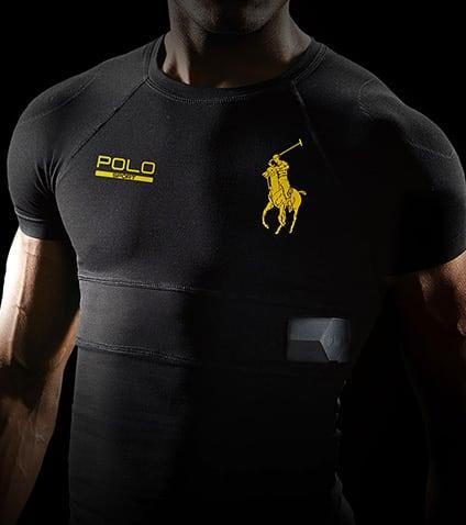 Polo Tech by Ralph Lauren alla conquista del fitness