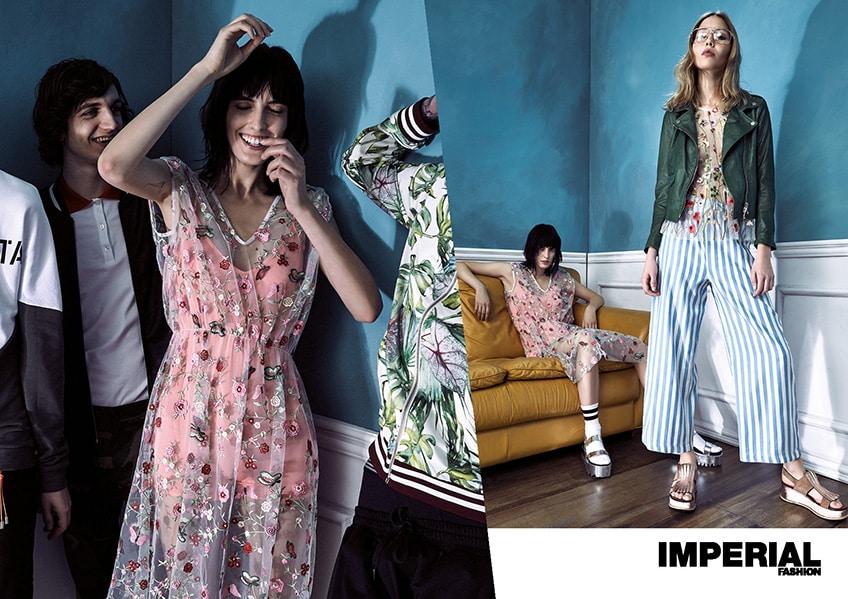 Imperial Fashion Primavera Estate 2017