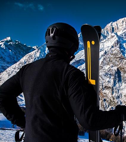 Pirelli Design presenta il primo Sport Carve Ski con la gomma