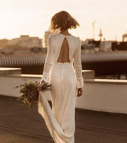Intropia Atelier, la prima collezione di abiti da sposa Intropia